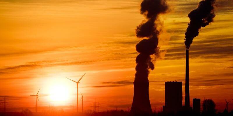 Kohlekraftwerk - Foto: Julian Stratenschulte