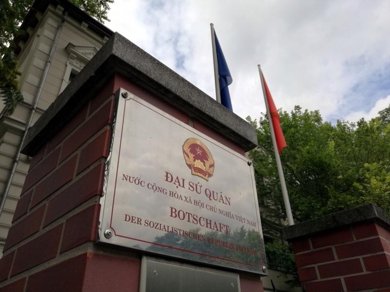 Botschaft Vietnams - Foto: über dts Nachrichtenagentur