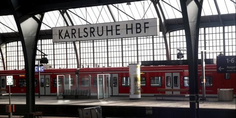 Karlsruhe Hbf - Foto: über dts Nachrichtenagentur