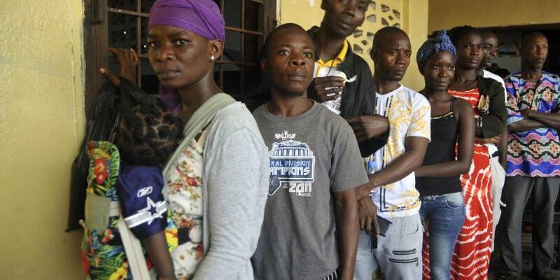 Stichwahl in Liberia - Foto: Abbas Dulleh