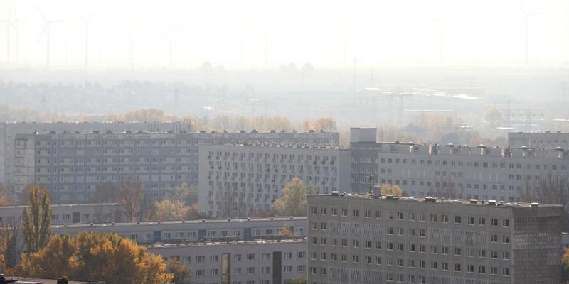 Hochhäuser in Halle-Neustadt - Foto: über dts Nachrichtenagentur