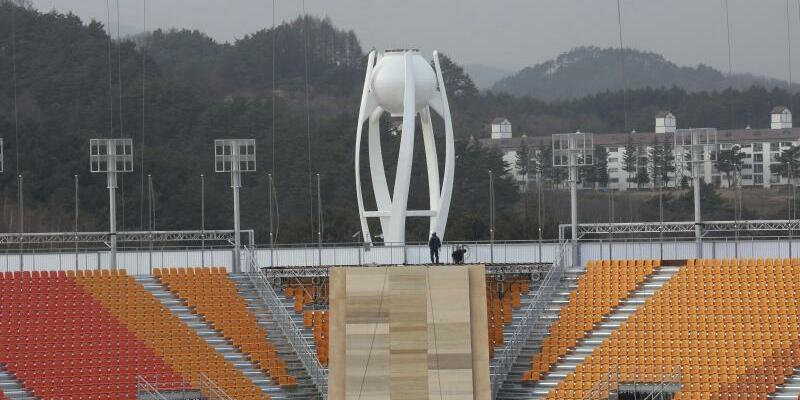 Olympia - Foto: Ahn Young-Joon