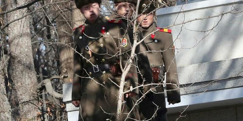 Koreakonflikt - Foto: Lee Jin-Man