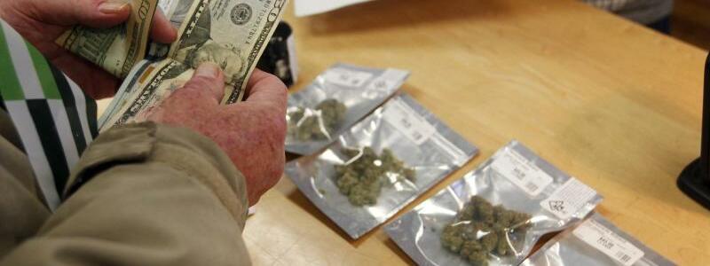 Legaler Verkauf von Marihuana in Kalifornien - Foto: Mathew Sumner