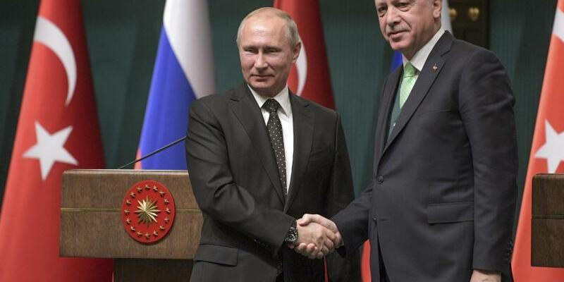 Erdogan trifft Putin - Foto: Alexei Druzhinin/Archiv