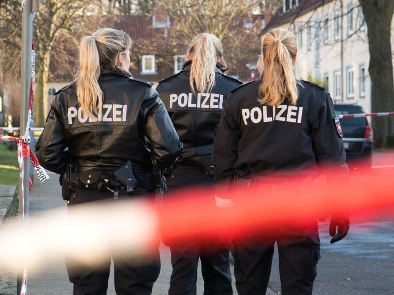 Zwölfjährige in Salzgitter angeschossen - Foto: Julian Stratenschulte