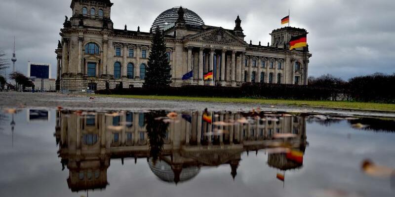Reichstag - Foto: Britta Pedersen