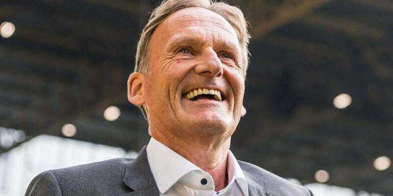 Hans-Joachim Watzke - Foto: Guido Kirchner