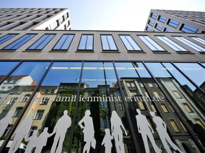 Familienministerium - Foto: Ole Spata/Archiv