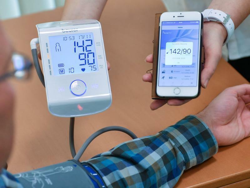 Digitalisierung in der Medizin - Foto: Hendrik Schmidt