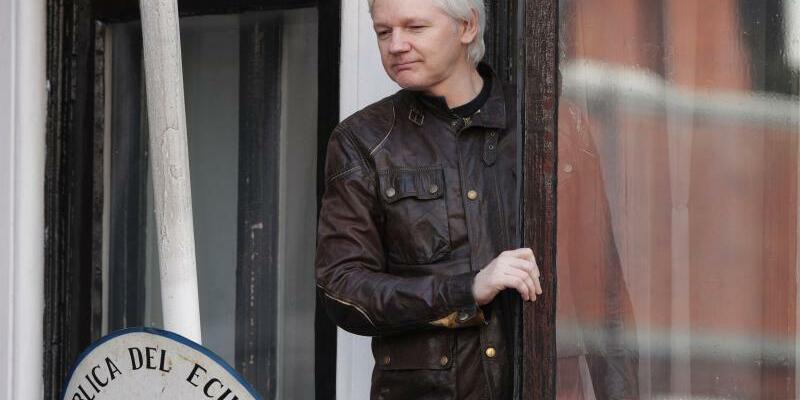 Julian Assange - Foto: Yui Mok/Archiv