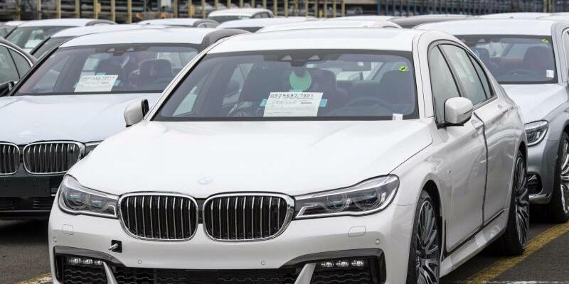 BMW - Foto: Ingo Wagner