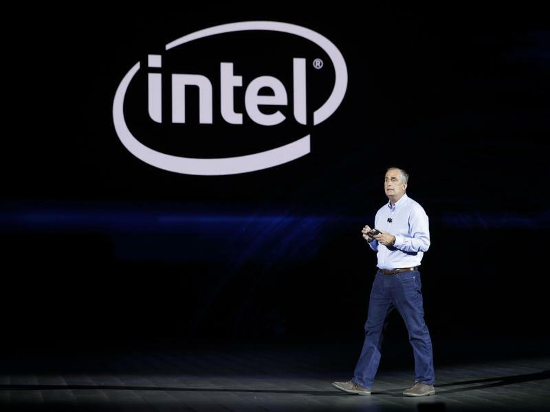 Intel-Chef Brian Krzanich - Foto: Jae C. Hong