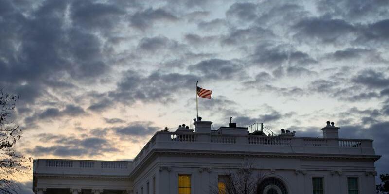 Das Weiße Haus - Foto: Pablo Martinez Monsivais