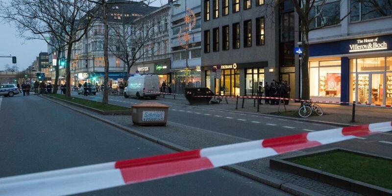 Verdächtige Versandtasche - Foto: Georg Moritz