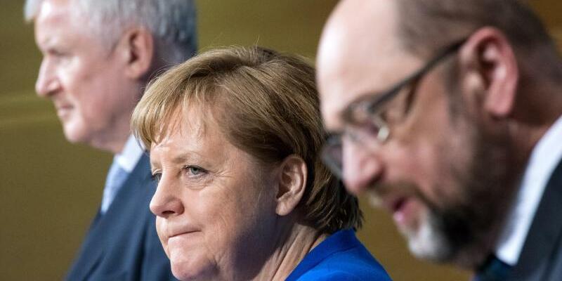 Einigung - Foto: Bernd von Jutrczenka
