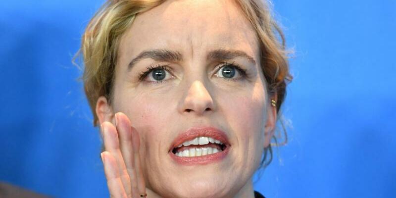 Nina Hoss - Foto: Nina Hoss (42) beobachtet auch in Deutschland einen täglichen Sexismus. Foto:Jens Kalaene