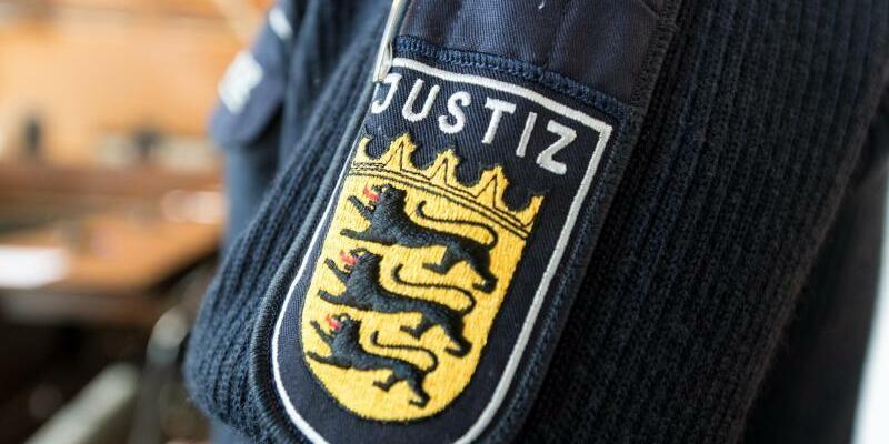 Justizbeamter - Foto: Patrick Seeger/Illustration