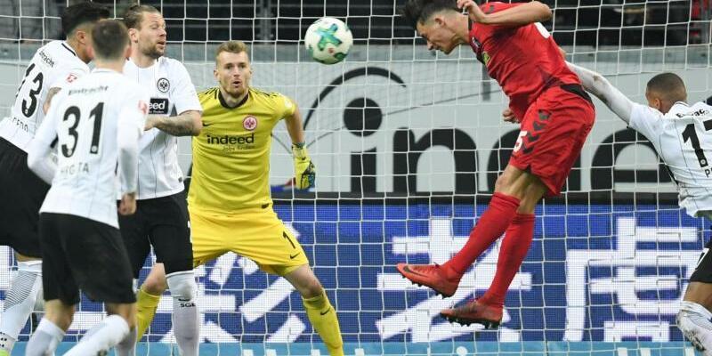 Eintracht Frankfurt - SC Freiburg - Foto: Arne Dedert