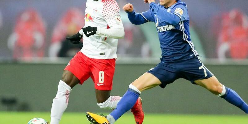 RB Leipzig - FC Schalke 04 - Foto: Jan Woitas