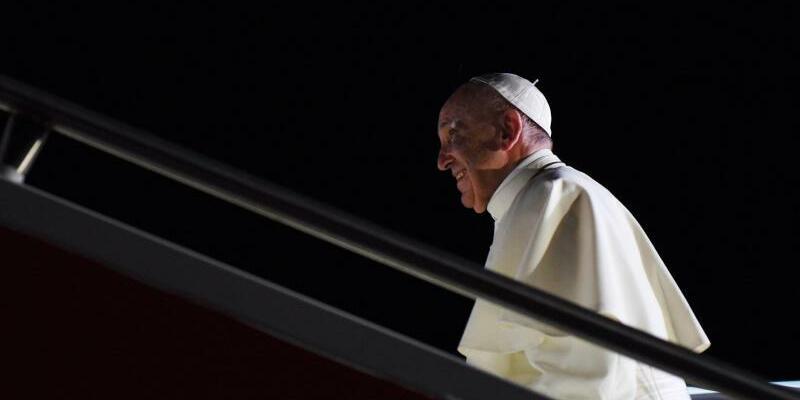 Papst - Foto: Especial/NOTIMEX