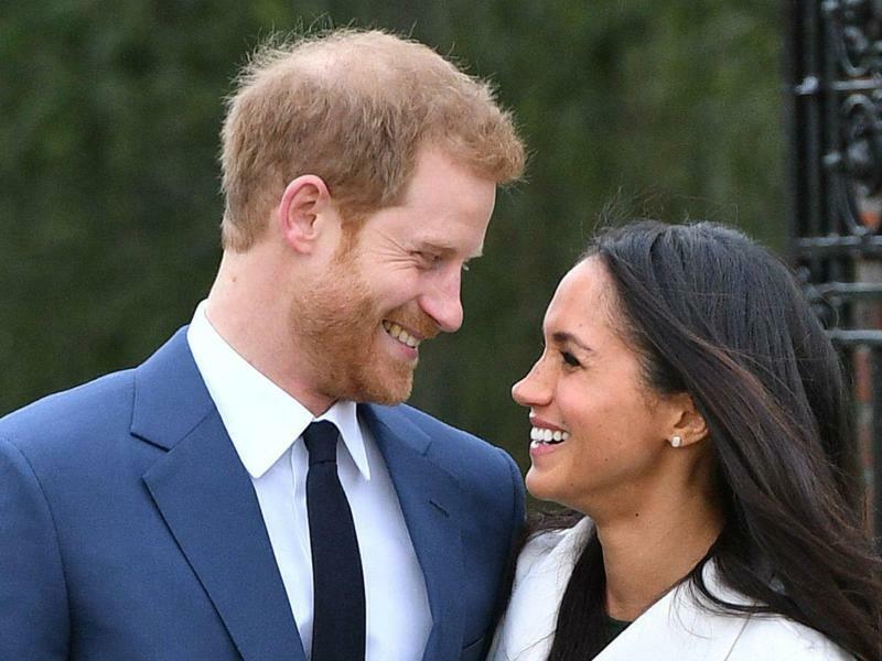 Prinz Harry und Meghan Markle - Foto: Dominic Lipinski