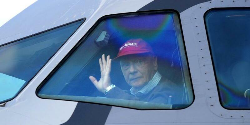 Niki Lauda - Foto: Barbara Gindl