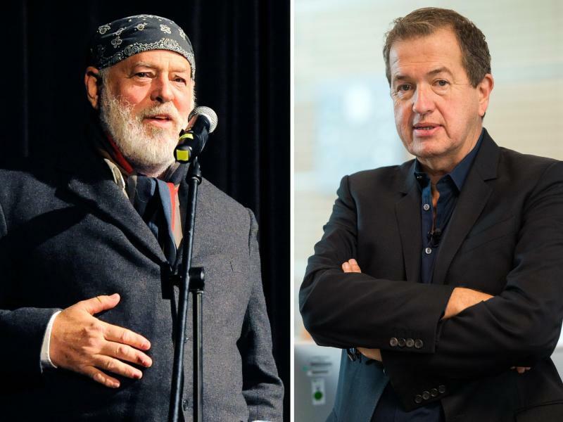 Bruce Weber + Mario Testino - Foto: Gombert Schulze/EPA