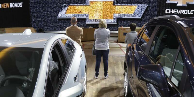 Detroit Auto Show - Foto: Carlos Osorio