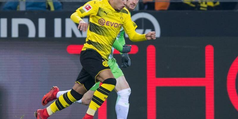 Borussia Dortmund - VfL Wolfsburg - Foto: Guido Kirchner