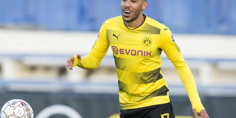 Pierre-Emerick Aubameyang - Foto: David Inderlied