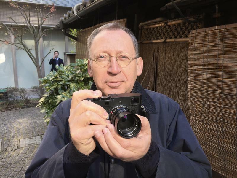 Deutscher Fotograf in Japan - Foto: Lars Nicolaysen