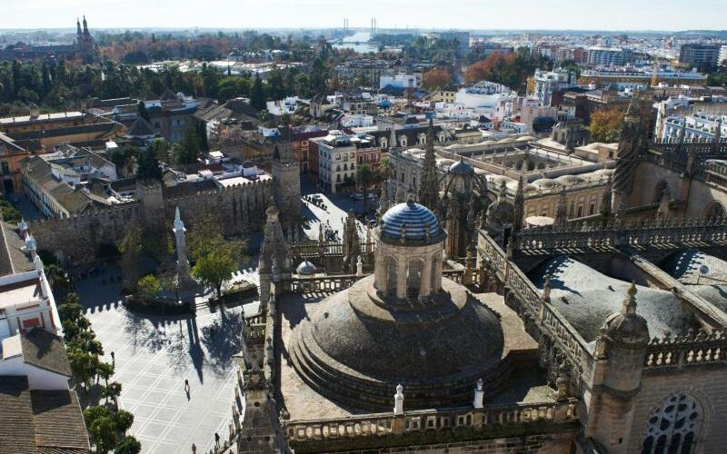 Sevilla - Foto: Bernd Thissen