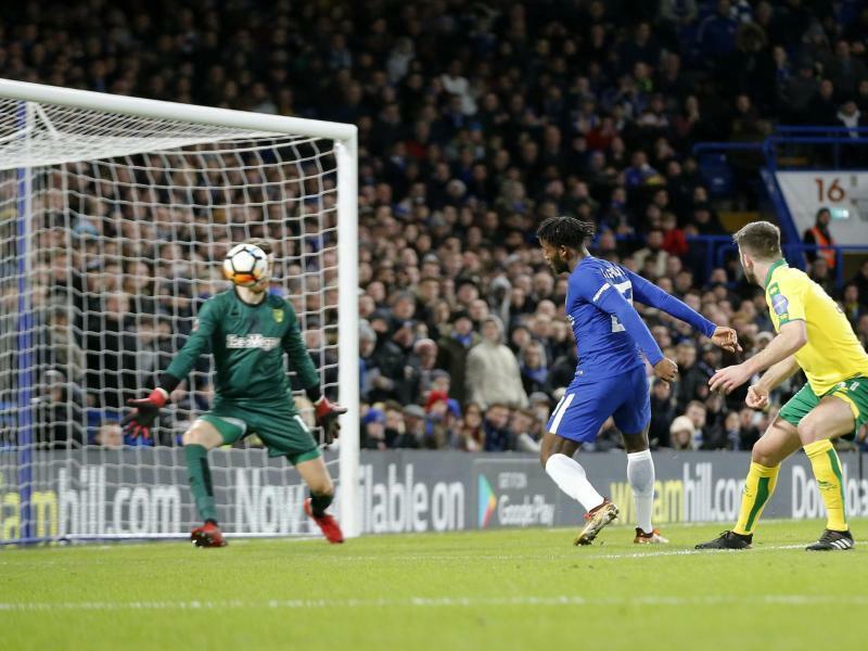 FC Chelsea - Norwich City - Foto: Alastair Grant