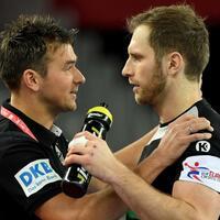Vertrauen - Foto: Bundestrainer Christian Prokop setzt weiter auf Steffen Weinhold. Foto: