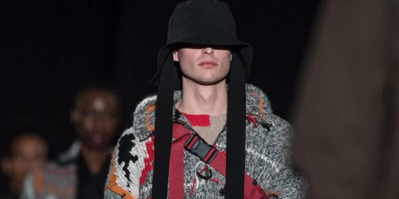 Berlin Fashion Week - Damir Doma - Foto: Soeren Stache