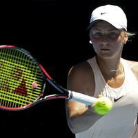 Tennis-Talent - Foto: Dita Alangkara