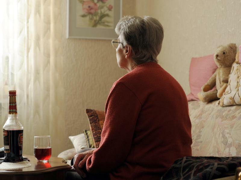 Kampf gegen Einsamkeit - Foto: Ingo Wagner/Illustration
