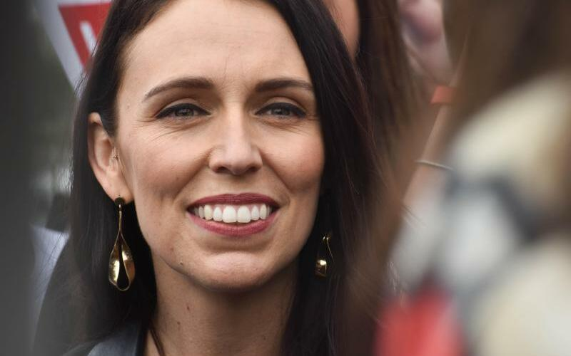 Jacinda Ardern - Foto: Shirley Kwok/Pacific Press via ZUMA Wire