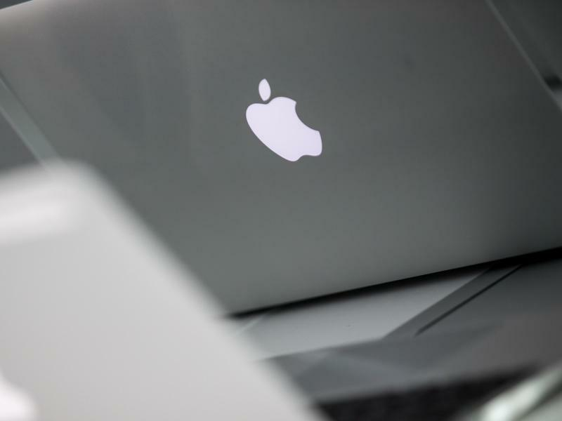 Apple - Foto: Michael Kappeler