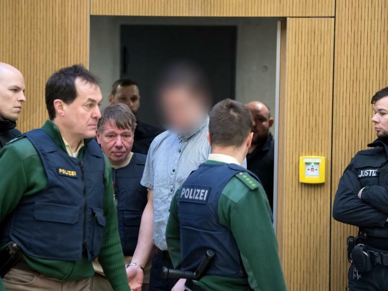Prozess gegen Waffenhändler vom Münchner Amoklauf - Foto: Sven Hoppe
