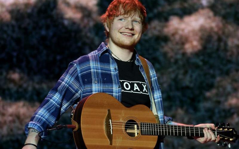 Ed Sheeran - Foto: Ed Sheeran hat sich mit seiner Freundin Cherry verlobt. Foto:Isabel Infantes