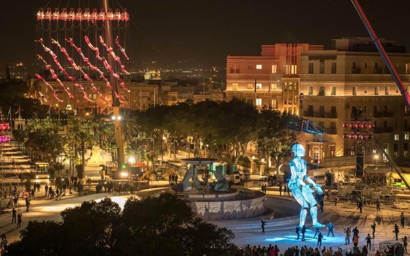 Kulturhauptstadt - Valletta - Foto: Stephen Busuttil Fmipp