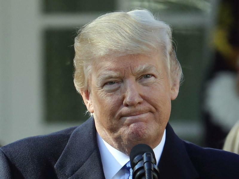 US-Präsident Trump - Foto: Pablo Martinez Monsivais
