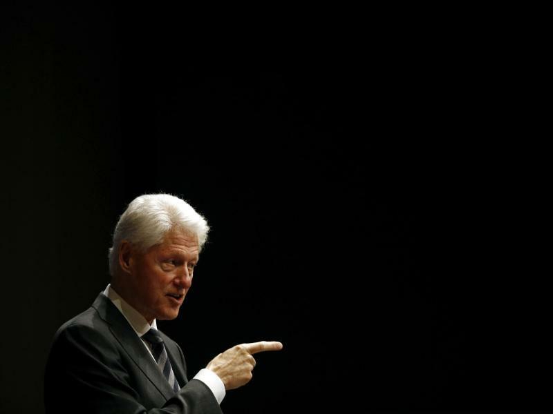 Bill Clinton - Foto: Patrick Semansky