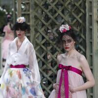 Haute-Couture-Modenschau in Paris - Chanel - Foto: Christophe Ena