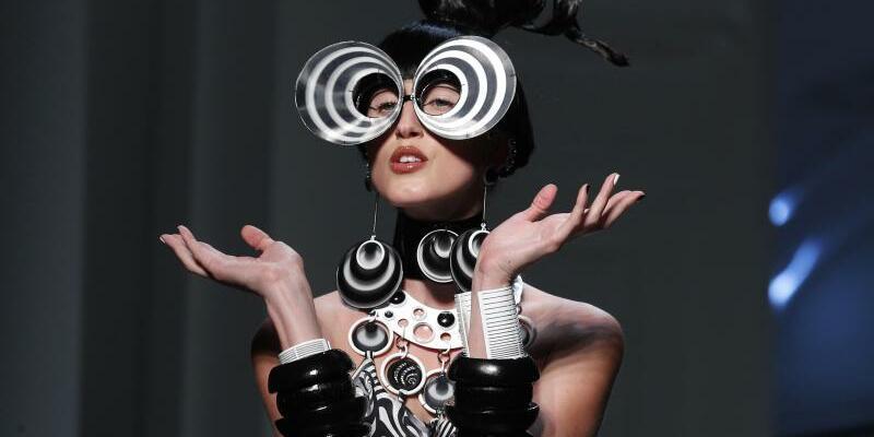 Paris Fashion Week - Gaultier - Foto: Francois Mori