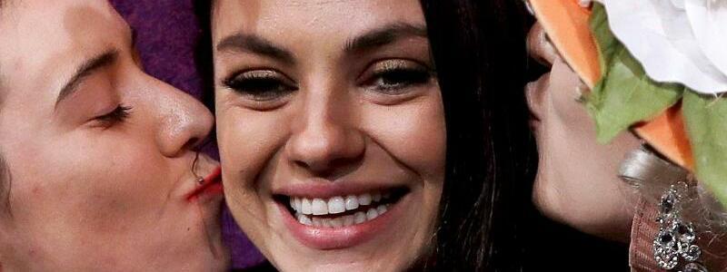 Mila Kunis - Foto: Charles Krupa