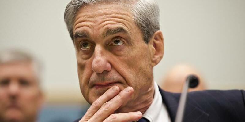 Robert Mueller - Foto: J. Scott Applewhite