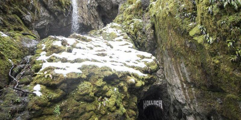 Höhle Hölloch - Foto: Urs Flueeler